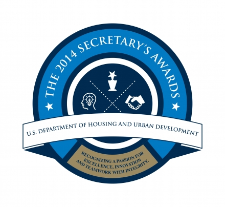Department of Housing Awards Logo