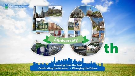 HUD 50 Year Anniversary Promo