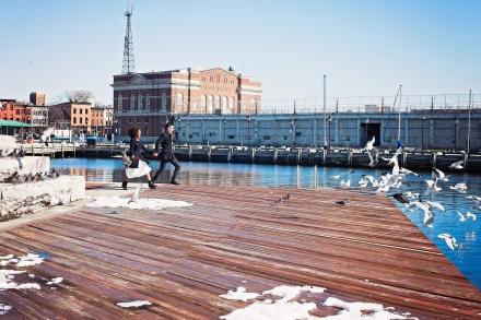 A Dock Full of Love
