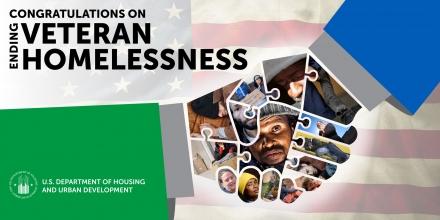 Veteran Homelessness Poster