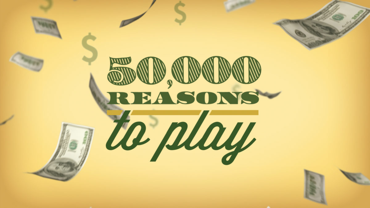 50,000 Reasons to Play