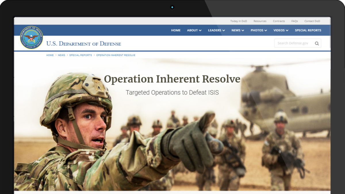 Operation Inherent Resolve: Targeted Operations to Defeat ISIS – Special Report