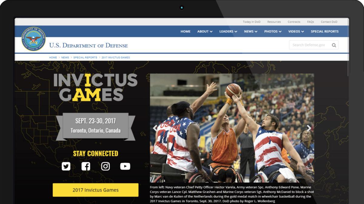 Invictus Games 2017 – Special Report