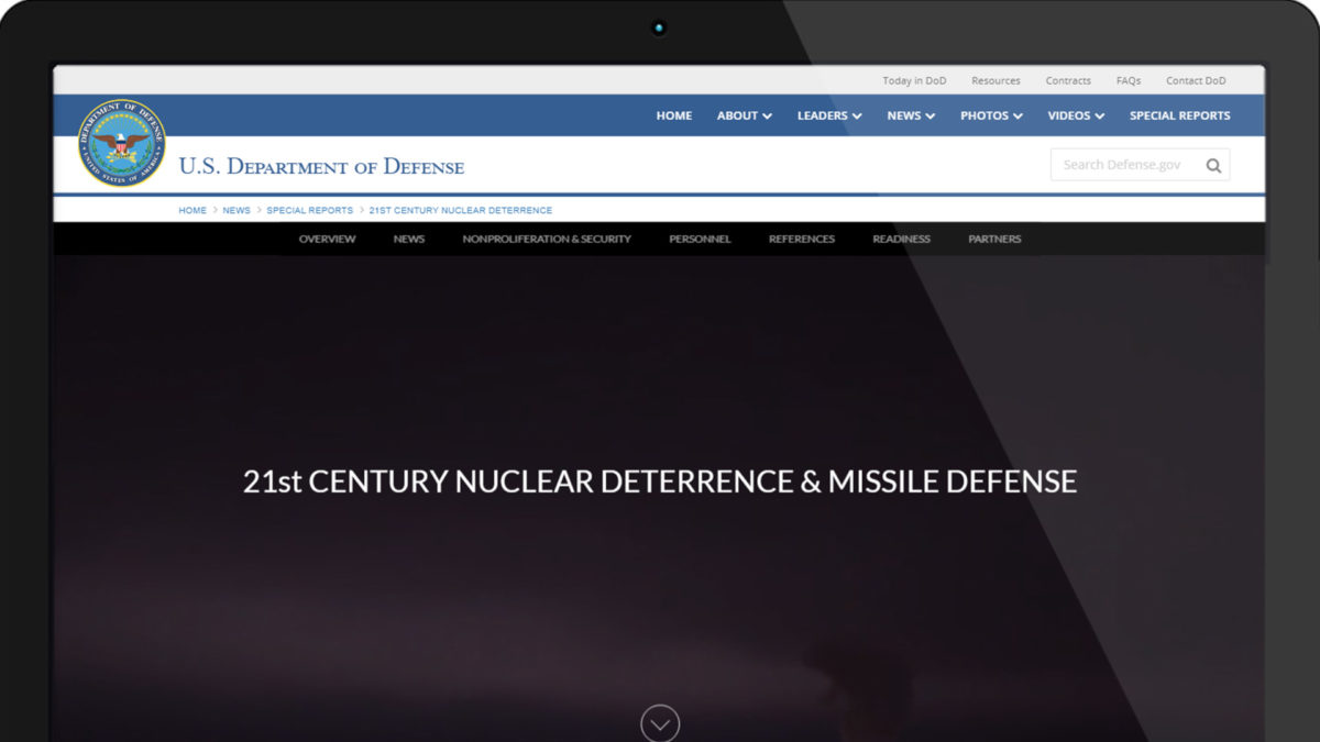 21st Century Nuclear Deterrence & Missile Defense – Special Report