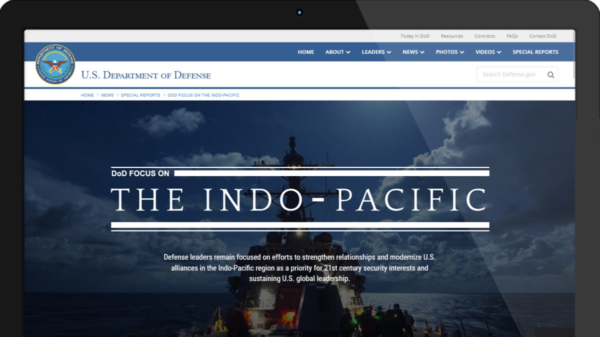 DoD Focus on the Indo-Pacific – Special Report