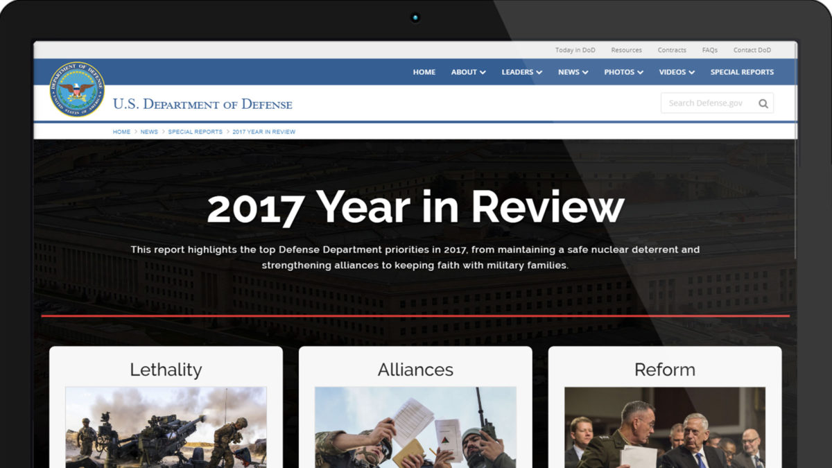 2017 Year in Review – Special Report