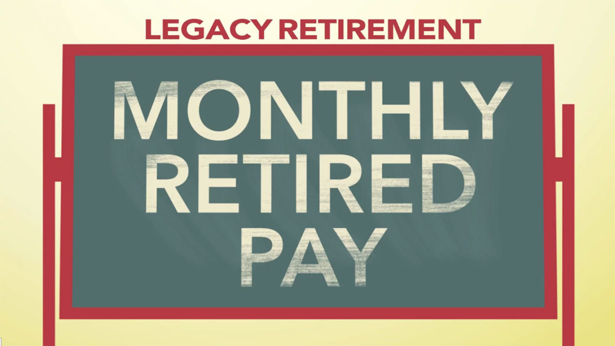 Blended Retirement System: Retirement