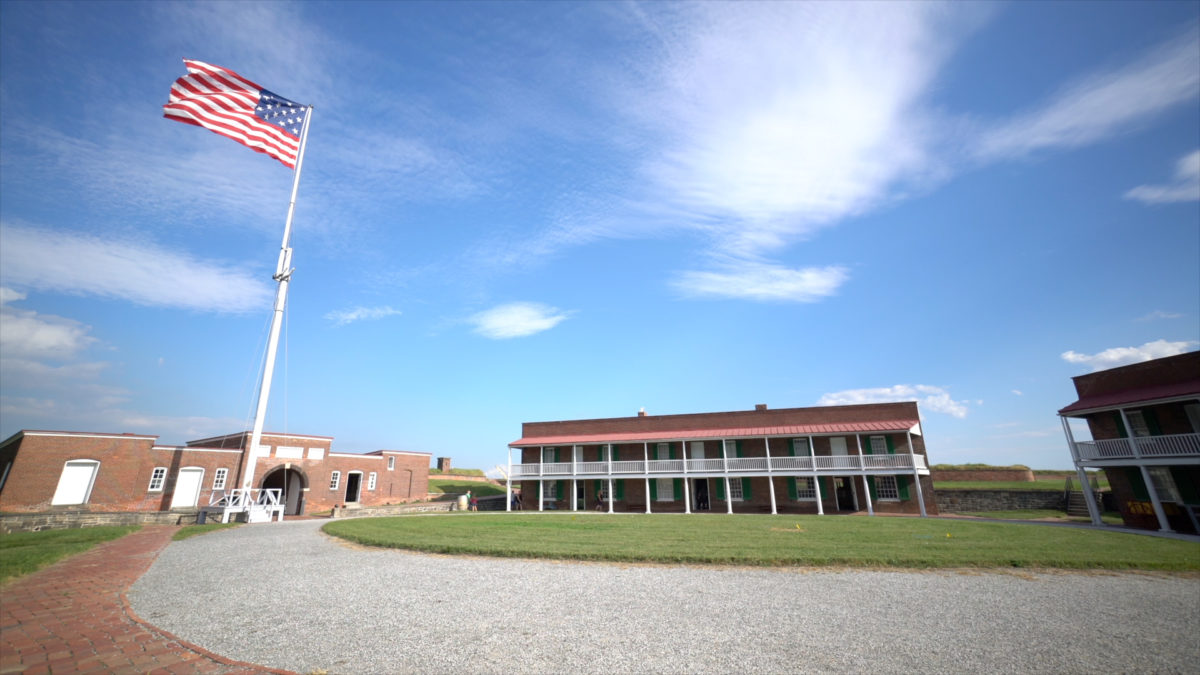 Maryland's Scenic Byways: Star Spangled Banner